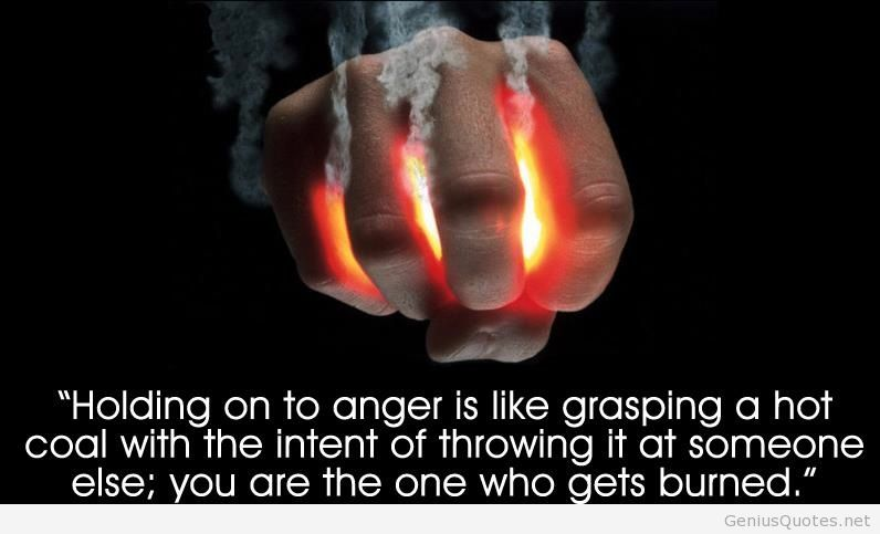 Fantastic Anger Sayings