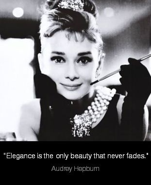 Fantastic Audrey Hepburn Quotation