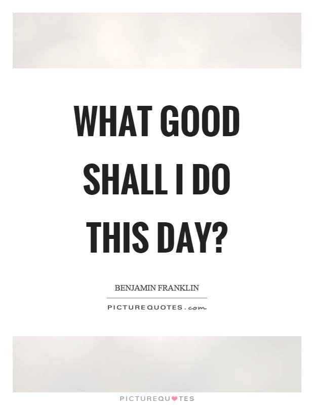 Fantastic Benjamin Franklin Quotations