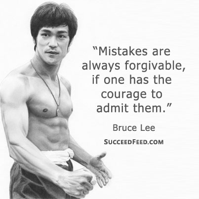 Fantastic Bruce Lee Quotation and Sayings