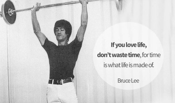 Fantastic Bruce Lee Quotations and Sayings