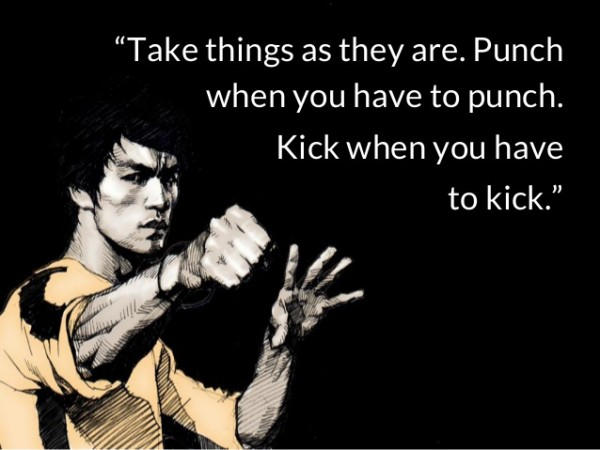 Fantastic Bruce Lee Quotations