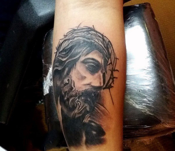 Fantastic Christian Tattoo