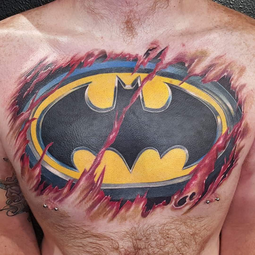 Fantastic Comic Tattoos