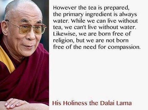 Fantastic Dalai Lama Quotations