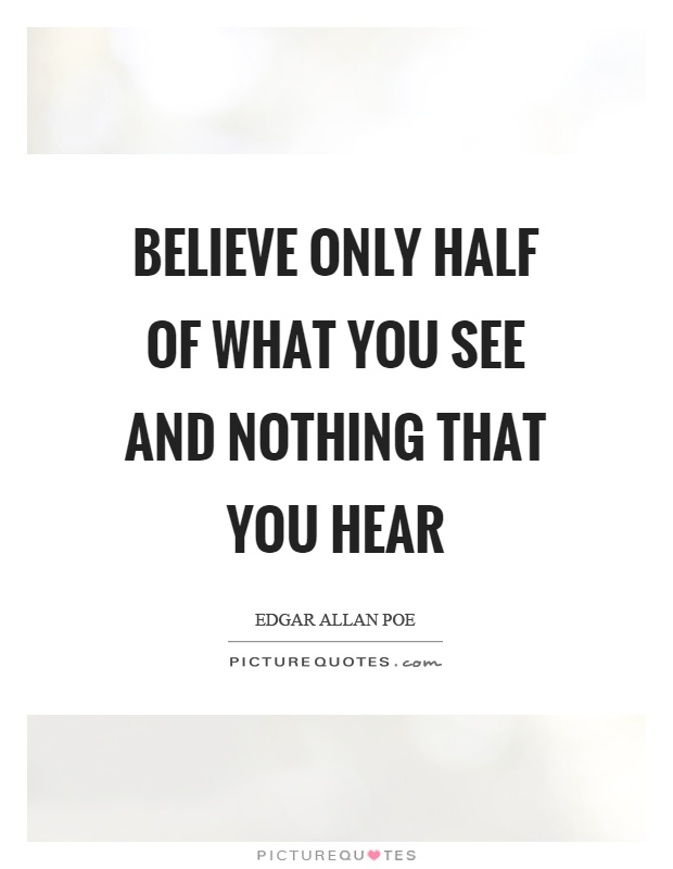 Fantastic Edgar Allan Quotes