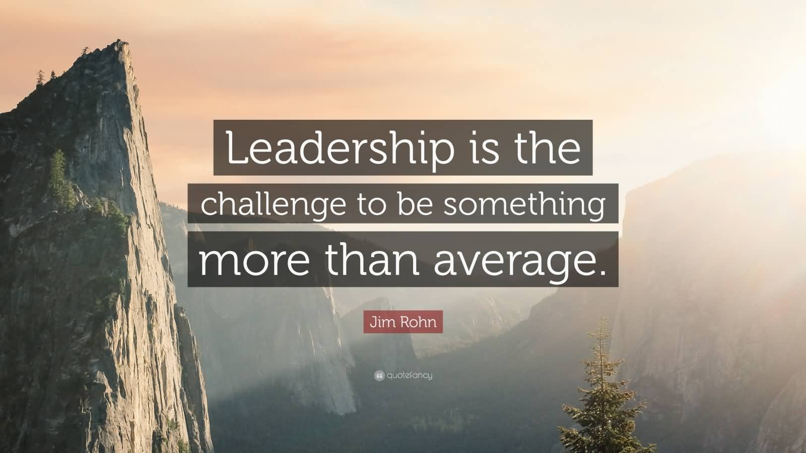 Fantastic Leadership Quotes