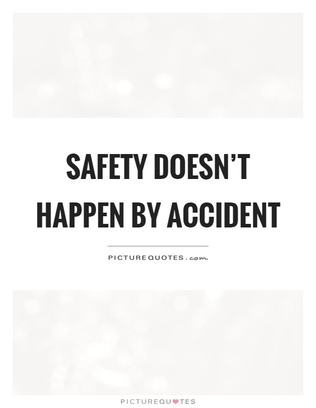 Fantastic Safety Quotations