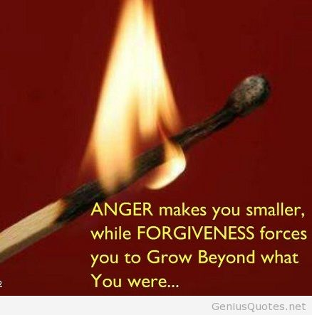 Good Anger Quotations