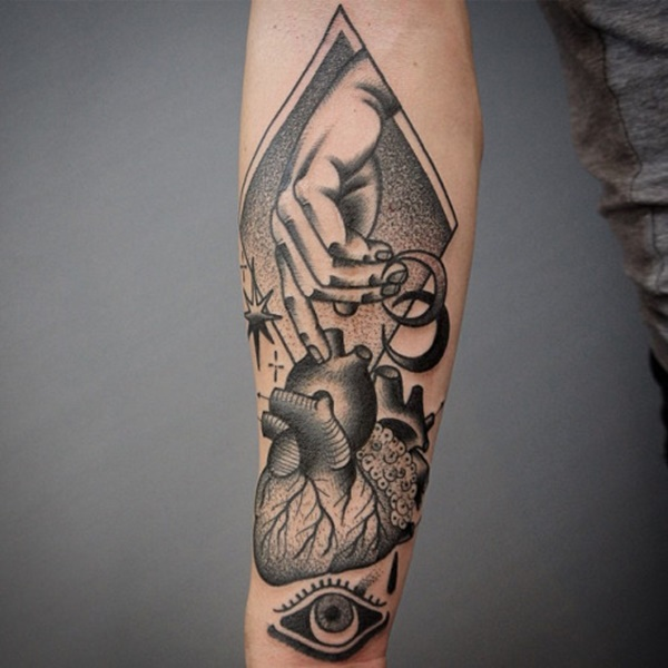 Good Black Tattoos Designs