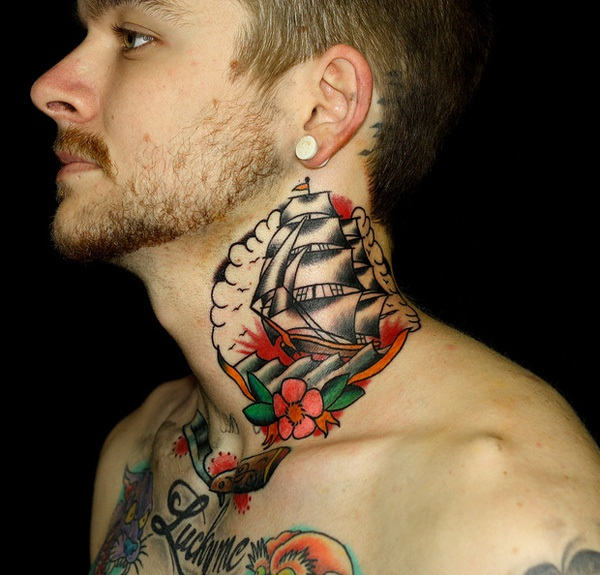 Good Colorful Tattoos