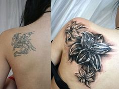 Good Cover Up Tattoos Designs