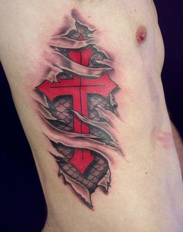 Good Red Ink Tattoos