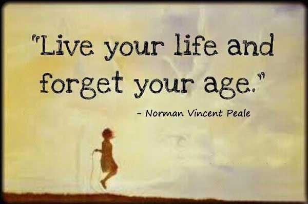 Incredible Age Quotations and Sayings