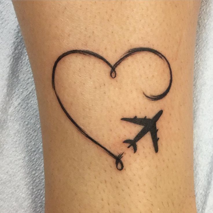 67 Spectacular Airplane Tattoos Designs You Never Seen Before