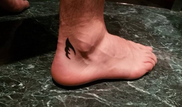 Incredible Ankle Tattoos Ideas