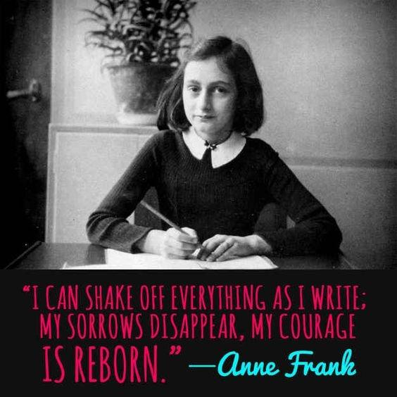 Incredible Anne Frank Quotation