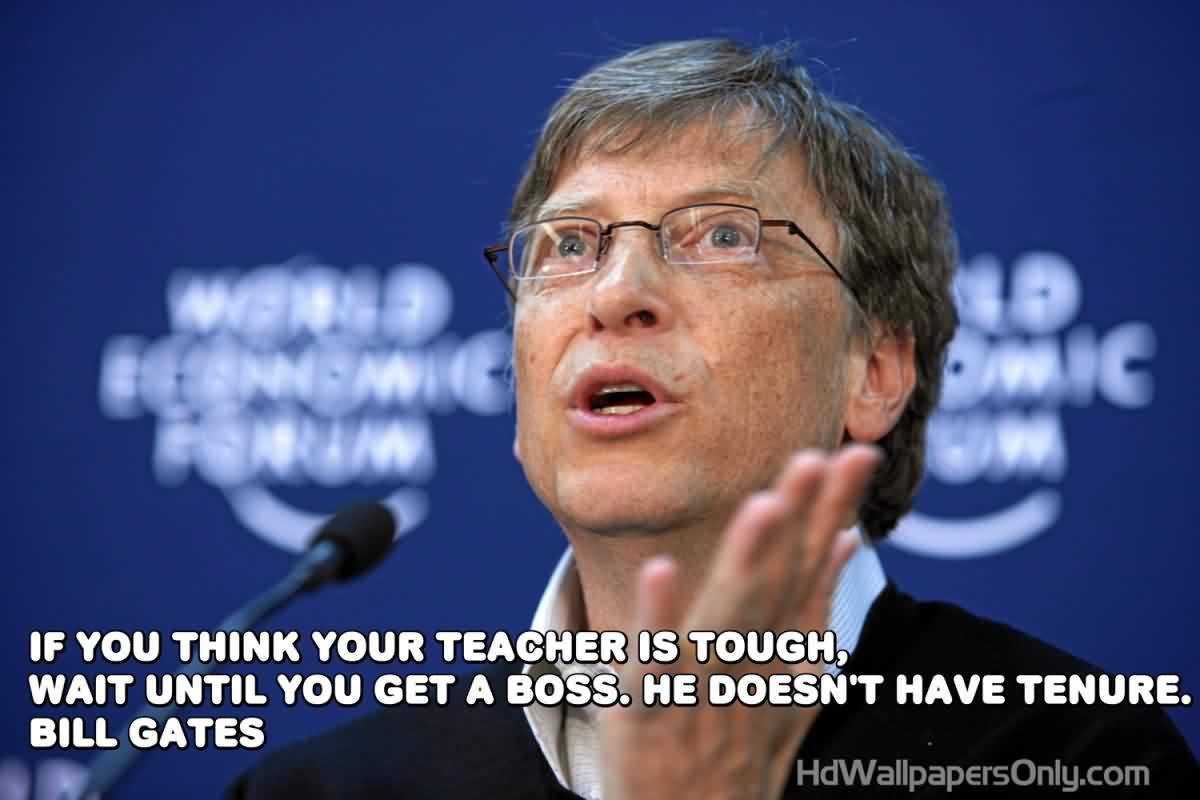 Incredible Bill Gates Quotes