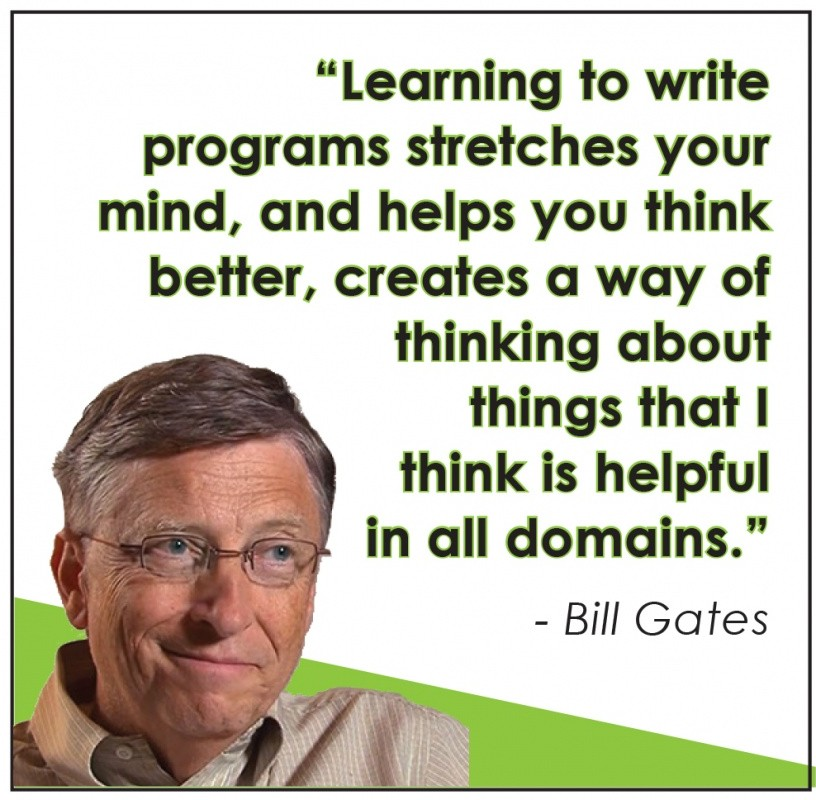 Incredible Bill Gates Sayings