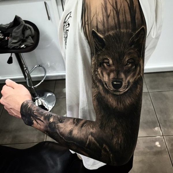 Incredible Black Tattoos Designs