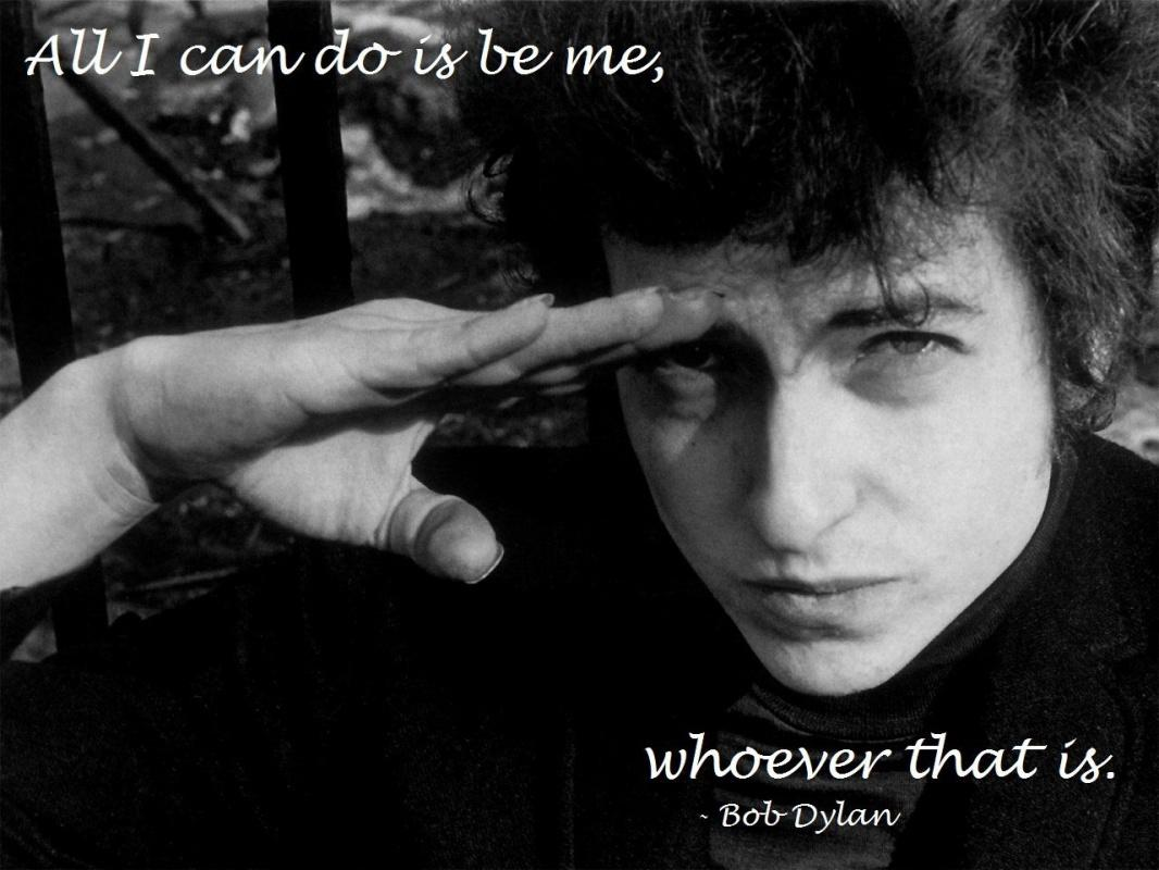 Incredible Bob Dylan Quotes
