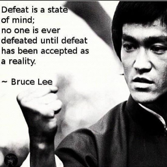 Incredible Bruce Lee Quotations and Sayings