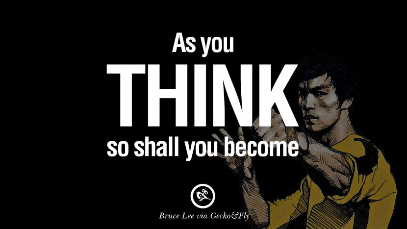 Incredible Bruce Lee Quotations