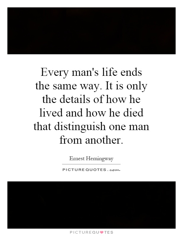 Incredible Ernest Hemingway Quotations