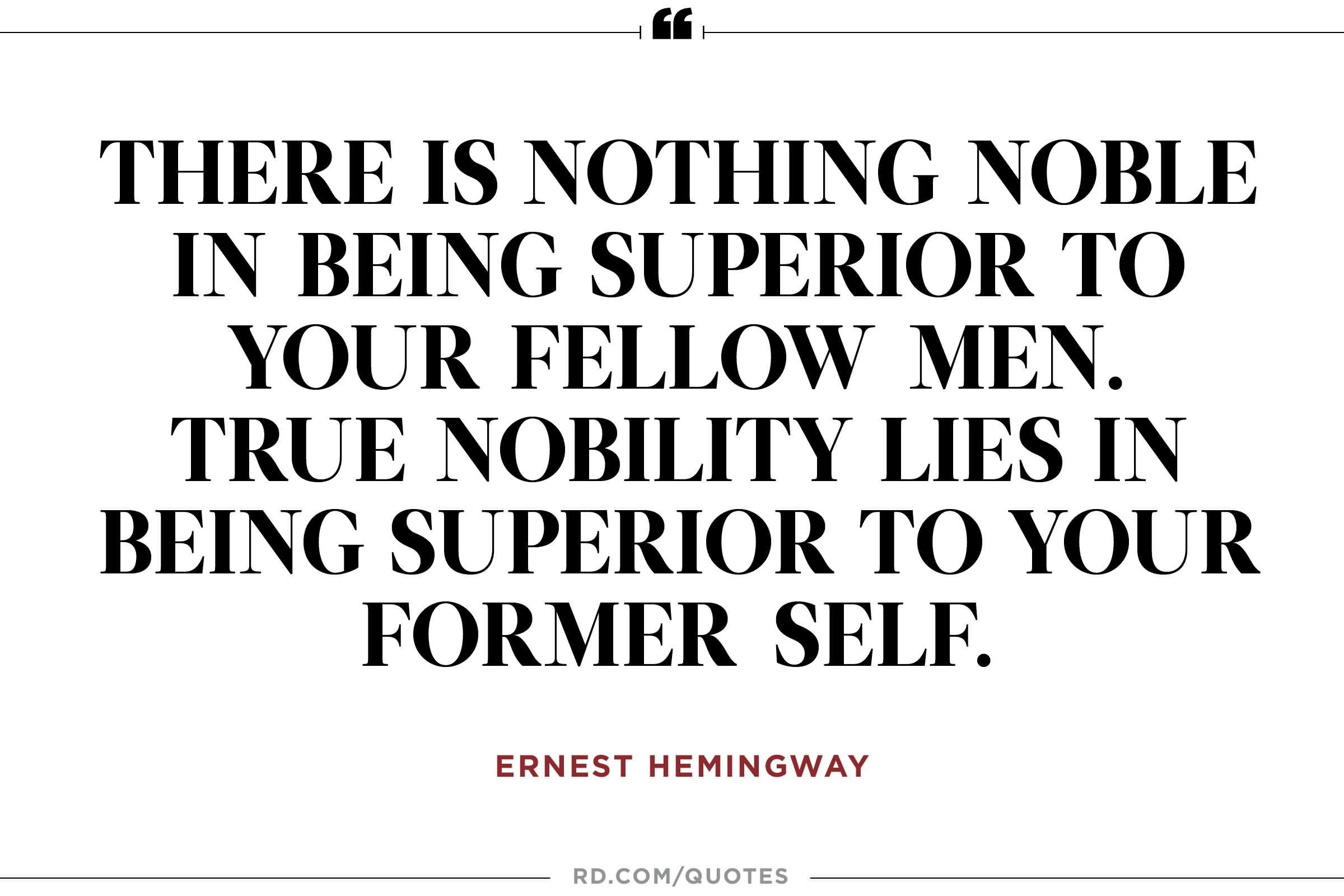 Incredible Ernest Hemingway Quotes