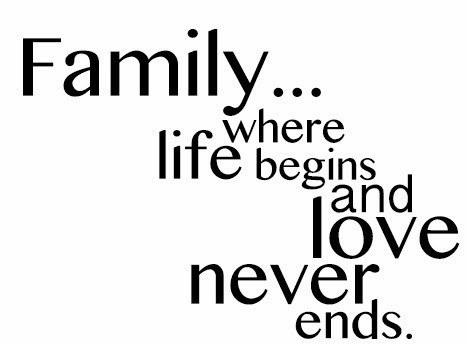 Incredible Family Quotations and Sayings