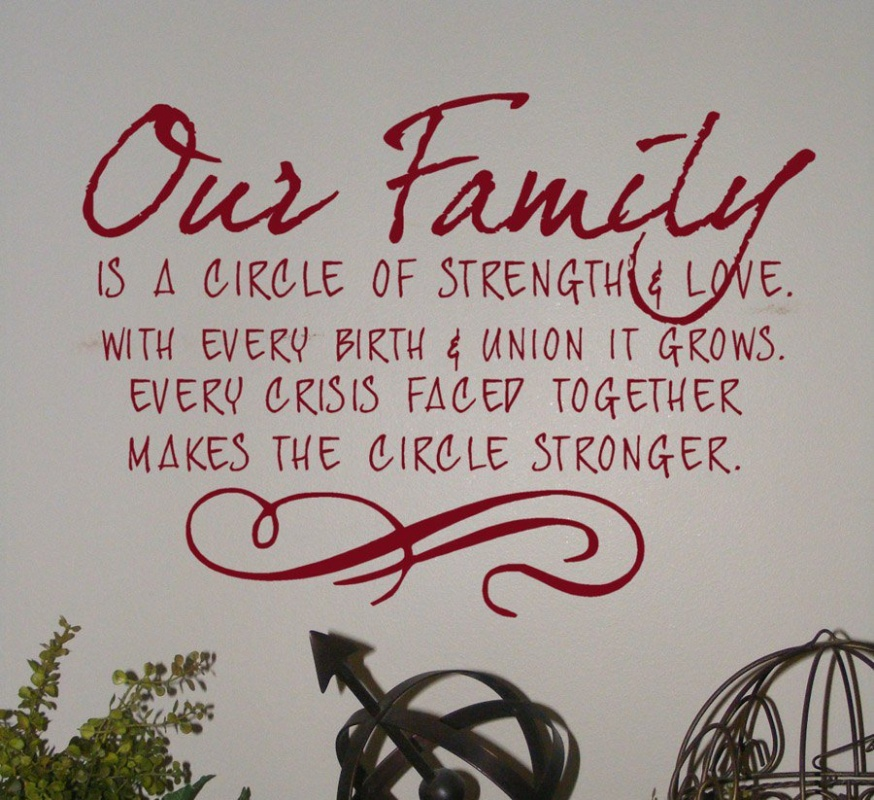 Incredible Family Quotes