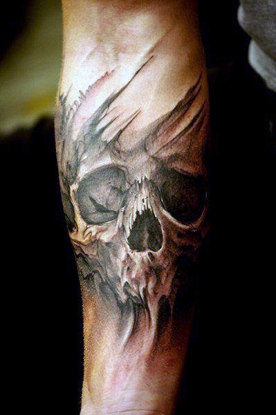Incredible Forearm Tattoos Ideas