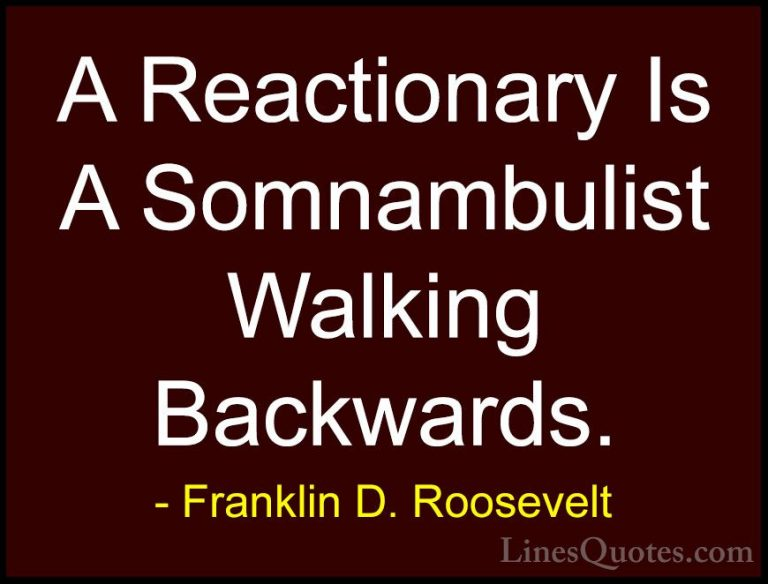 Incredible Franklin D Roosevelt Quotations