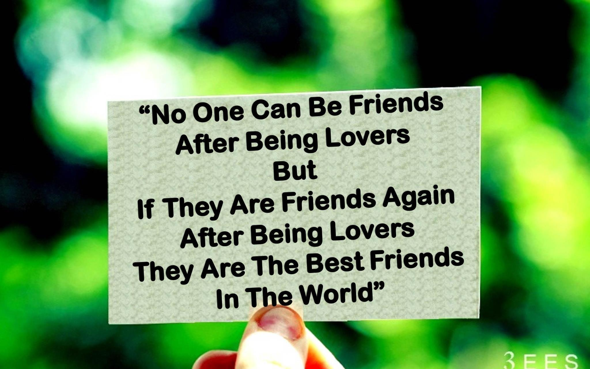 Incredible Friendship Quotes