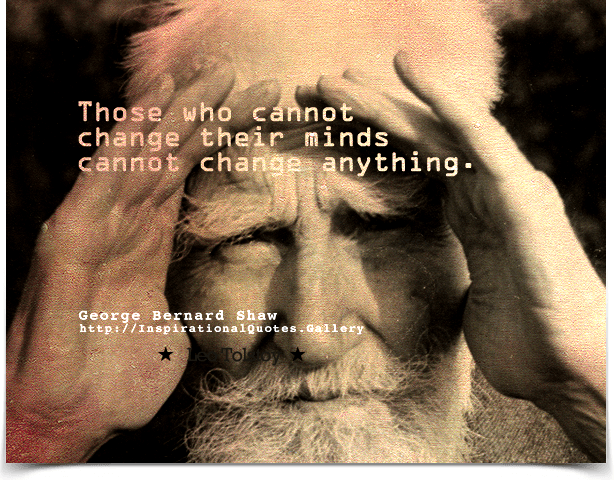 Incredible George Bernard Shaw Quotes