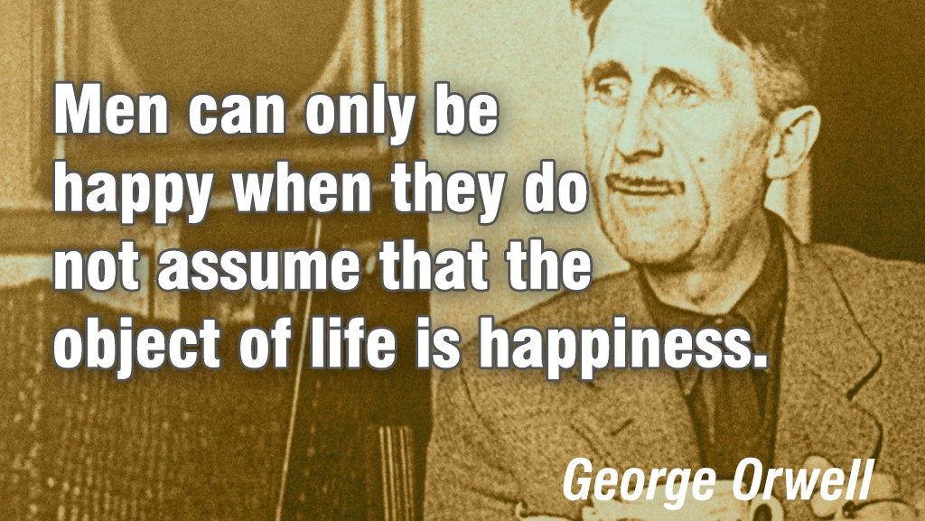 Incredible George Orwell Quotes