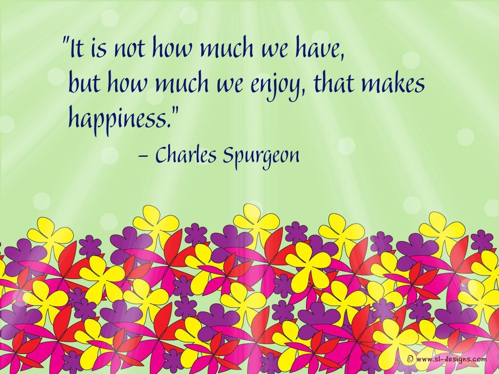 Incredible Happiness Quotes