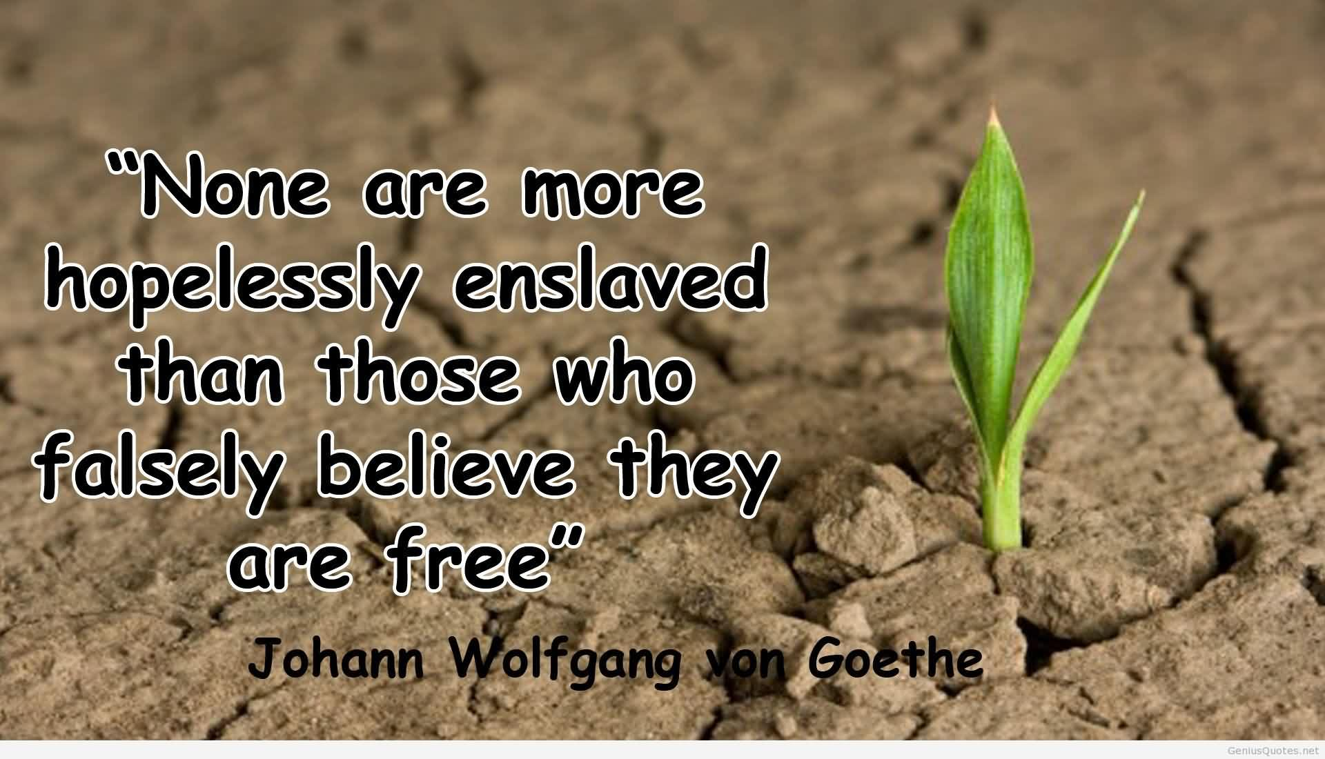 Incredible Johann Wolfgang Von Goethe Quotes