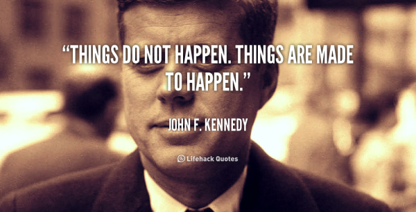 Incredible John F. Kennedy Quotes