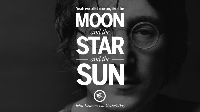Incredible John Lennon Quotations