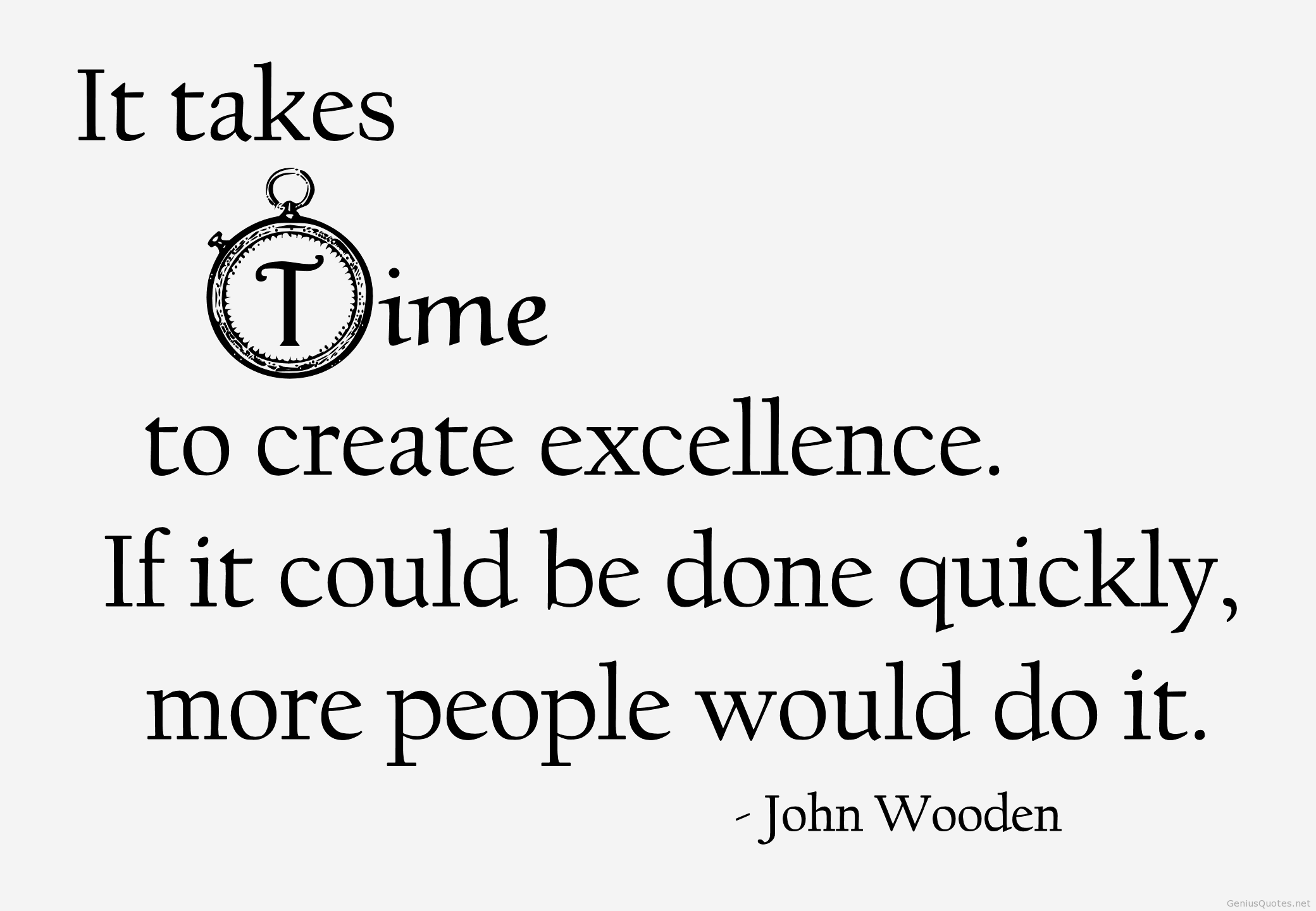Incredible John Wooden Quotations