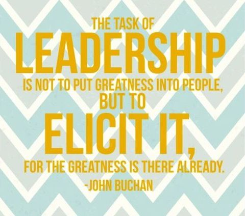Incredible Leader Quotations and Quotes
