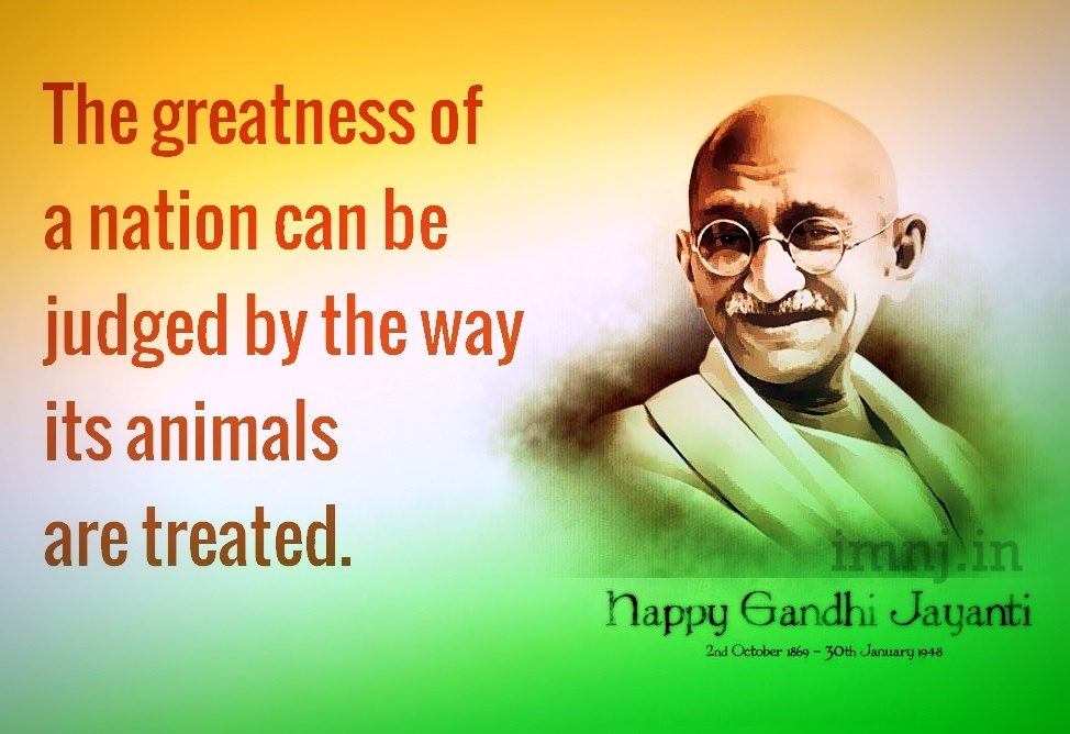 Incredible Mahatma Gandhi Quotes
