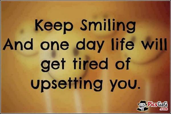 Incredible Smile Quotations