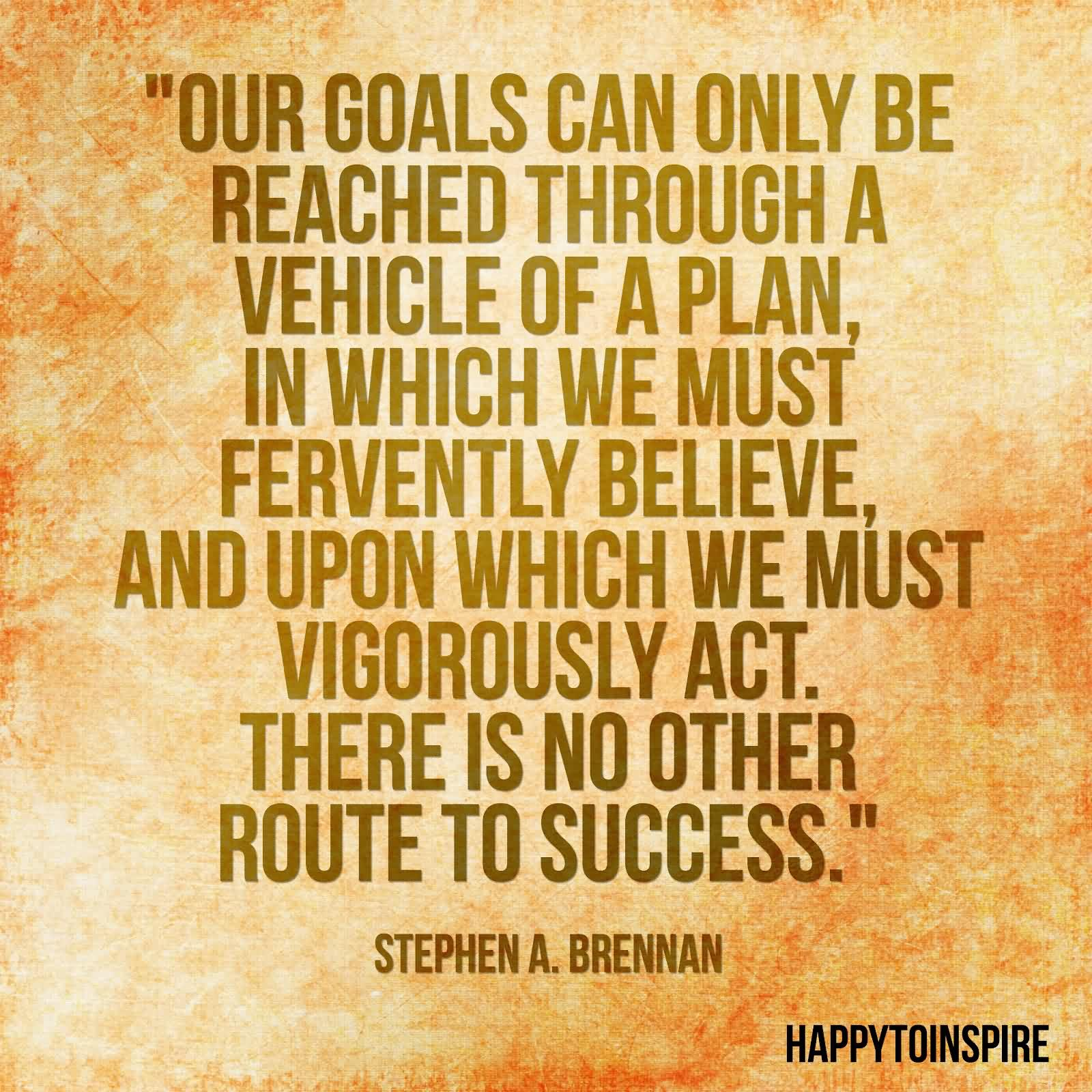 Incredible Success Quotes
