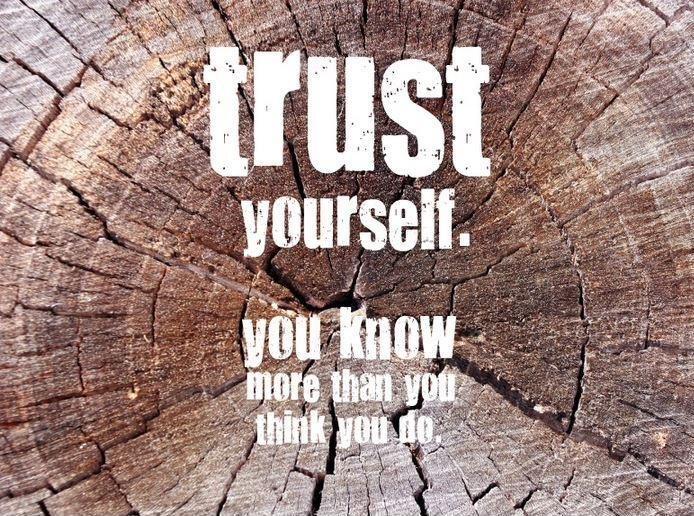 Incredible Trust Quotes