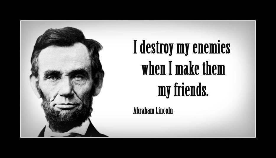 Latest Abraham Lincoln Sayings