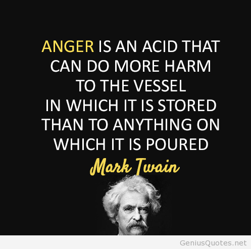 Latest Anger Sayings
