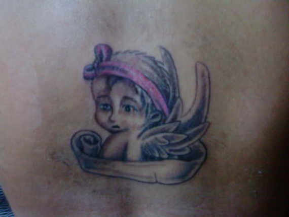 Latest Baby Tattoos Designs