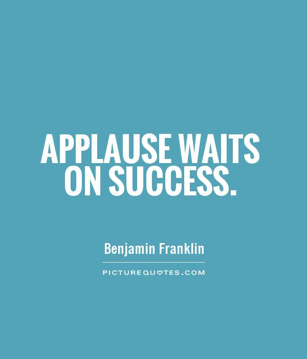 Latest Benjamin Franklin Quotation